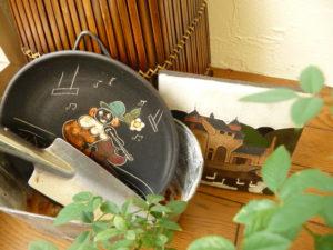 ピエロのお皿1