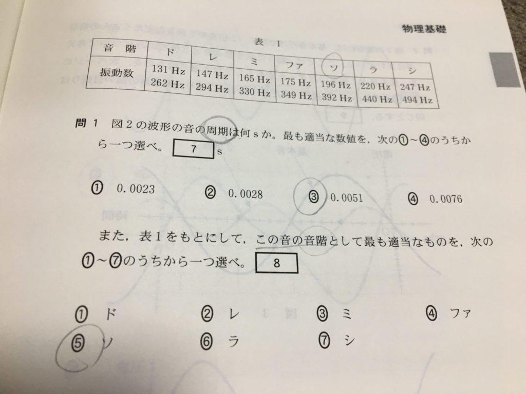 共通テスト2